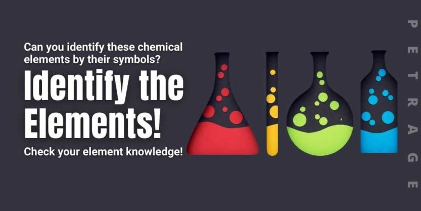 identify the chemical elements by their symbols quiz petrage