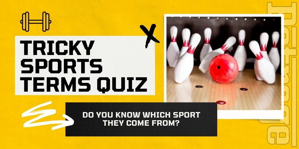 tricky sports terms quiz petrage