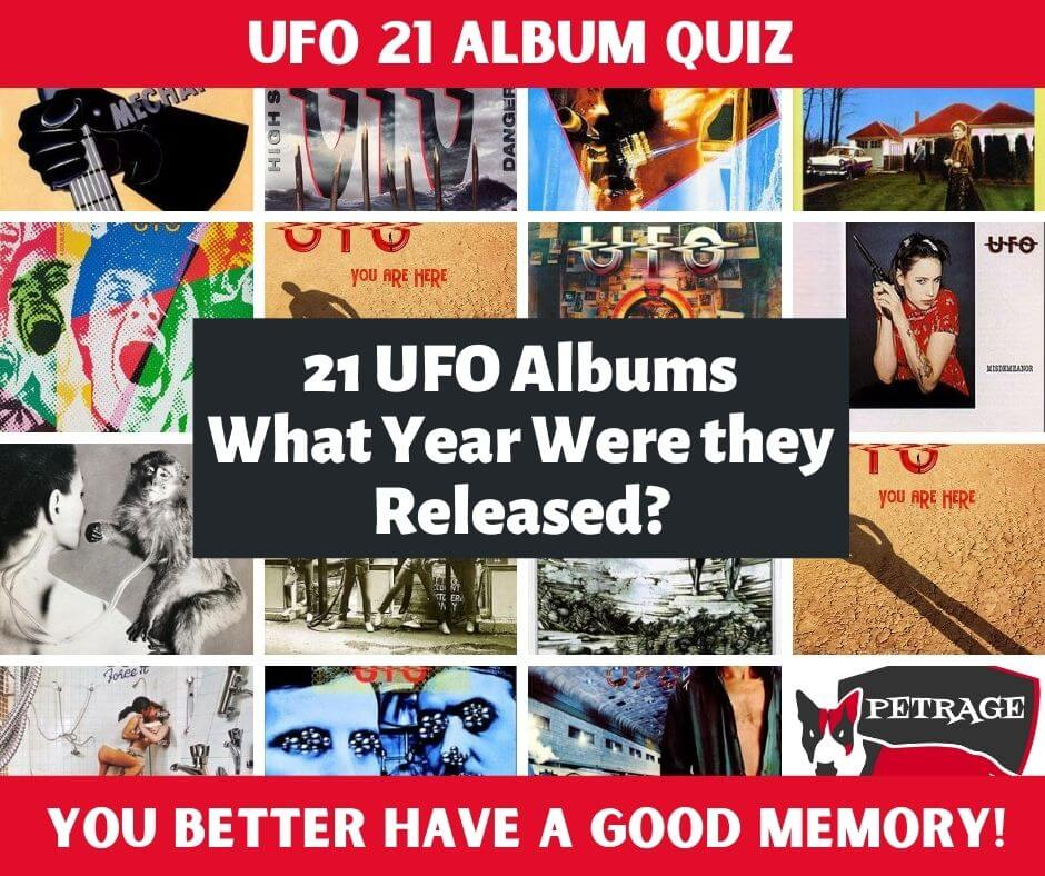 ufo 21 albums when were they released quiz petrage (1)