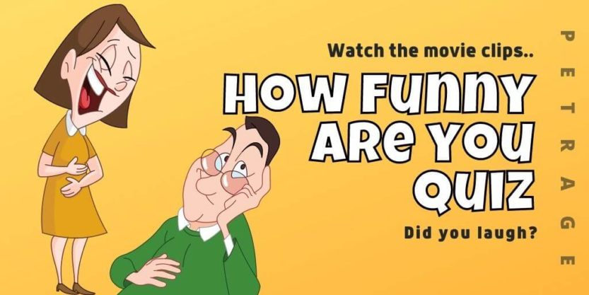 how funny are you quiz petrage