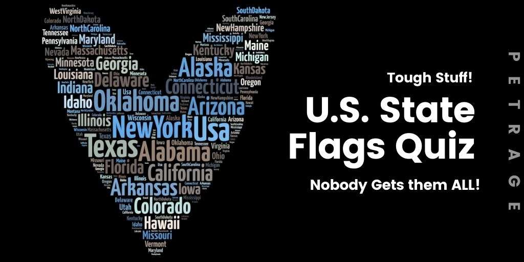 us state flags quiz petrage