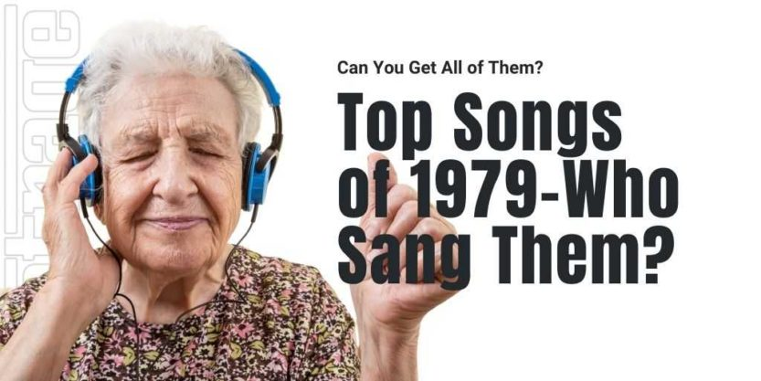 Top Songs of 1979-Who Sang Them quiz petrage