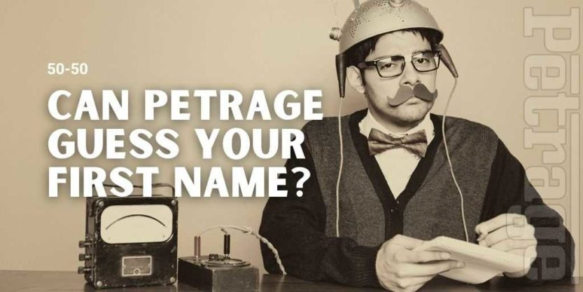 can petrage guess your first name quiz petrage