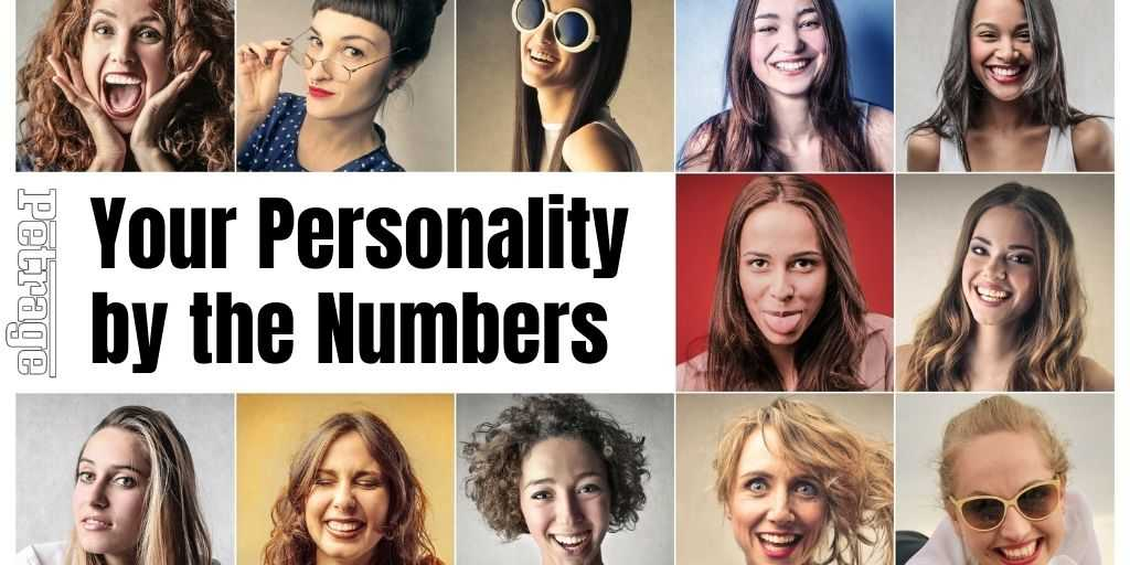 your personality by the numbers Quiz petrage
